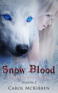 Snow Blood 2 - eBook Cover Original (2)